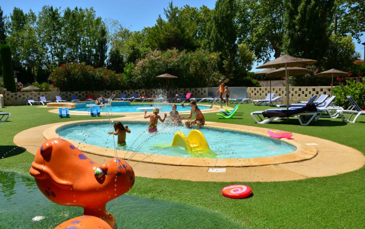 Camping Sud Loisirs - Pataugeoire