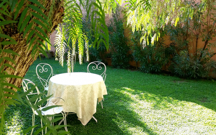 Aumes Sweet Home-Jardin
