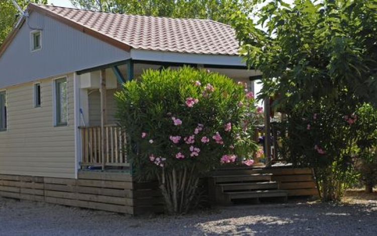 Camping Montrose Tourbes Chalet