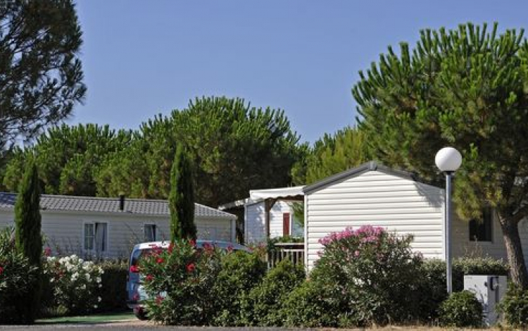 Camping Montrose Tourbes Mobils-luxe