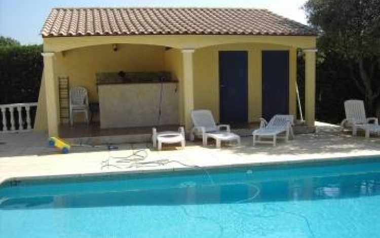 Piscine/Pool House