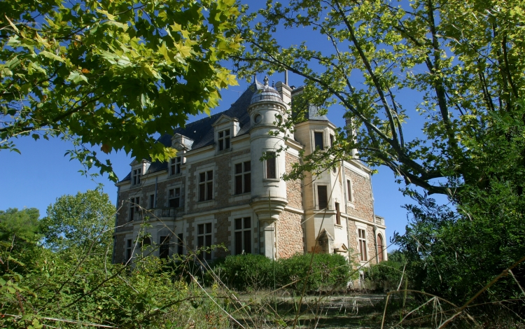 Chateau de Pinet 500x300
