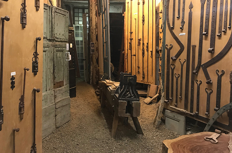 MUSEUM OF IRONWORK AND ANCIENT DOORS