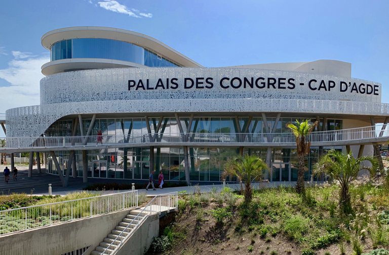 CONGRESS CENTRE - CAP D'AGDE MEDITERRANÉE CONVENTION CENTRE