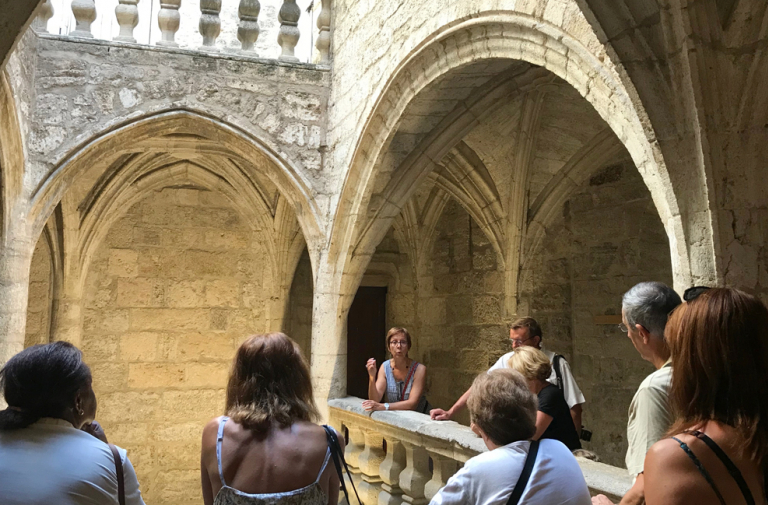 TOURIST OFFICE - PÉZENAS CULTURAL HERITAGE MISSION - COUNTRY OF ART AND HISTORY