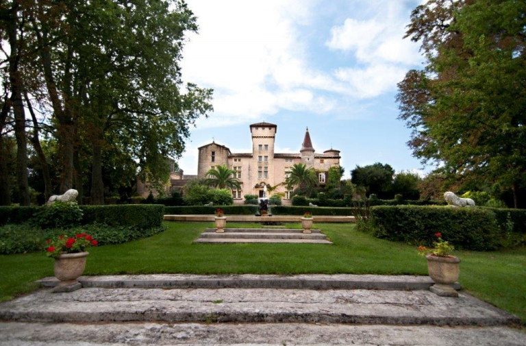 CHATEAU  SAINT MARTIN DE LA GARRIGUE