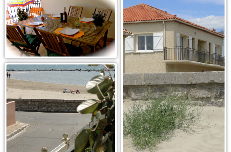 APPARTEMENT GRAND CONFORT VUE MER - 5 pers.