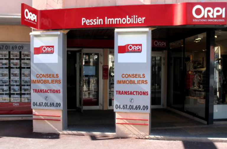 ORPI - Pessin Immobilier Richelieu