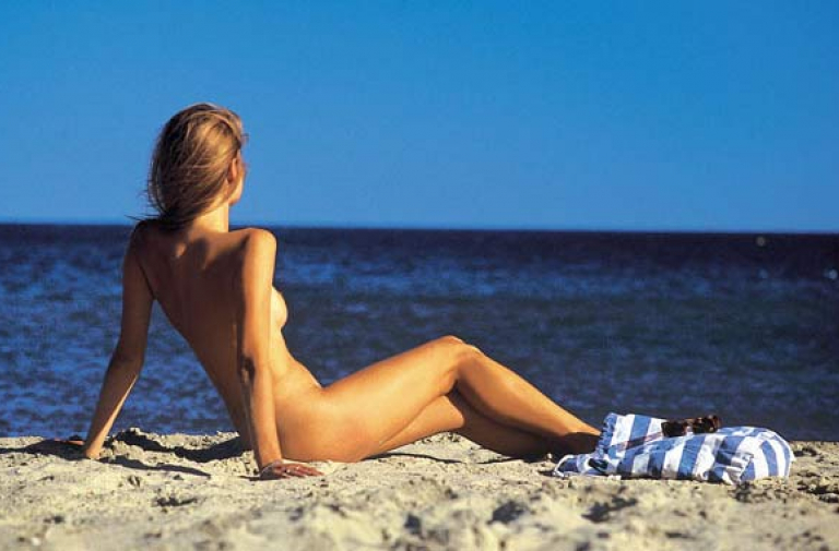 Naturism in the Cap d'Agde
